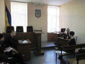 Відбулася робоча зустріч із суддями