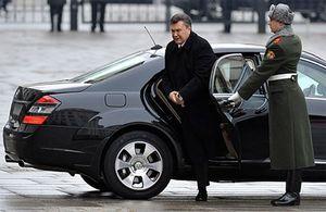 Для безопасности президента в Кременчуге ограничат движение транспорта.