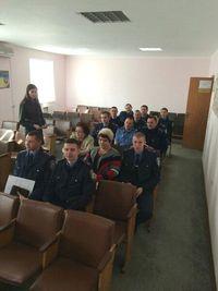 Занятия для работников патрульной полиции