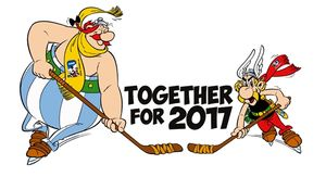 Чемпионат мира по хоккею 2017 - полуфинальные пары