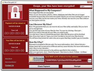 Вирус WannaCry атаковал 74 страны
