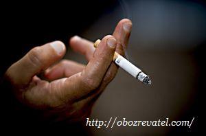 Верховная Рада запретила курение в общественных местах