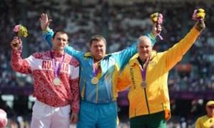 Кременчужанин получил «золото» в толкании ядра на Паралимпиаде