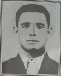 Модилевич Исак Давидович - ополченец Кременчугской дивизии народного ополчения