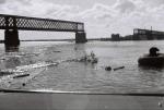 Кременчуг - разрушенный Крюковский мост - фото 552