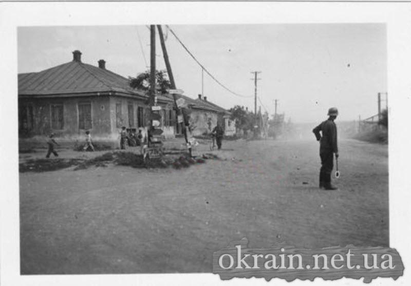 Перекрёсток на дороге Кременчуг - Кировоград - фото 575
