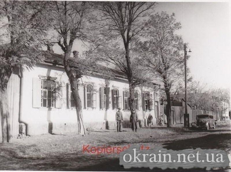 Немецкие солдаты в Кременчуге 1941 год - фото 598