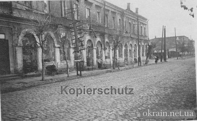 Разрушенный дом в Кременчуге - фото 725