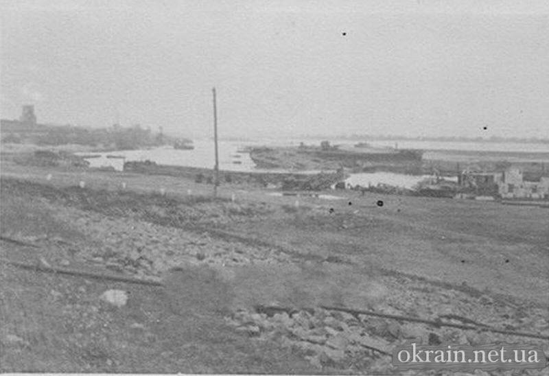 Порт в Кременчуге - фото 731