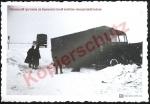 Немецкий грузовик на Кременчугской взлётно-посадочной полосе - фото 856