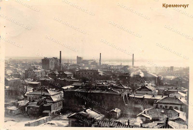 Заводы в Кременчуге зимой 1941-1942 - фото 1640