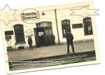Железнодорожный вокзал. Кременчуг 1943 год