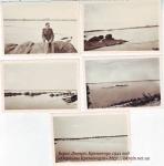Берег Днепра. Кременчуг 1941 год - фото 976