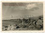 Временная переправа через Днепр. Кременчуг 1941 год - фото 992