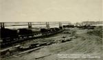 Немецкая переправа в Кременчуге 1941 год - фото 1026