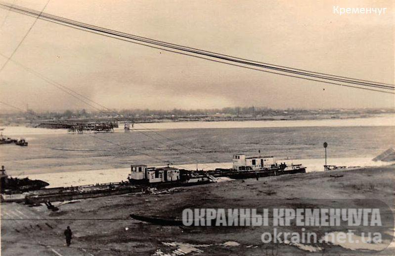 Вид на Днепр возле Крюковского моста в Кременчуге — фото №1686