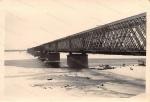 Восстановленный Крюковский мост зимой 1941-1942 - фото 1641