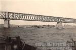 Восстановленный железнодорожный мост в Кременчуге - фото №1711