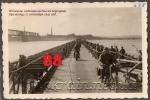 Немецкие мотоциклисты на переправе. Кременчуг 1941 год. - фото 1168