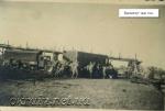 Постройка переправы через Днепр. Кременчуг 1941 год. - фото 1235