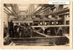 Постройка моста. Кременчуг 1941 год - фото 1247