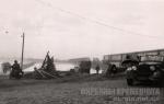 Дорога на переправу через Днепр Кременчуг - фото № 1822