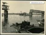 Разрушенный Крюковский мост. Кременчуг 1941 год. - фото 1272