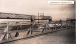 Крюковский мост в Кременчуге. Сентябрь 1941 года - фото 1299