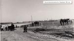 Вид на Крюковский мост. Крюков, Сентябрь 1941 года - фото 1300