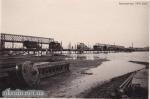 Понтонный мост через Днепр в Кременчуге - фото 1403