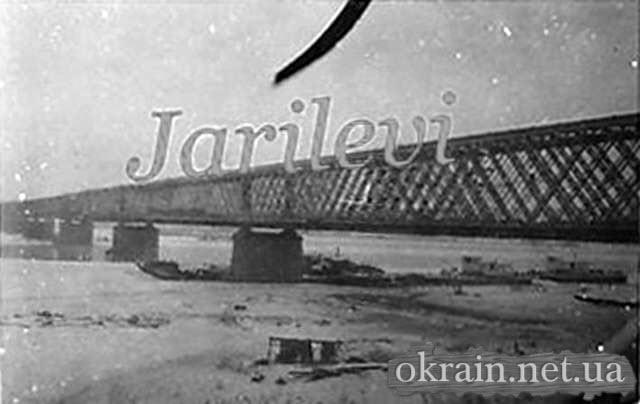 Крюковский мост. Немецкое фото. - фото 130