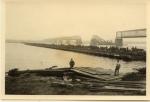 Разрушенный мост в Кременчуге. Фото с Крюкова - 153