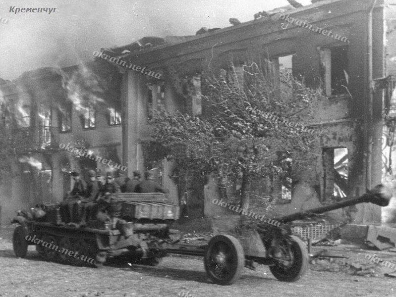 Транспортный тягач SdKfz 10 в Кременчуге - фото 1535