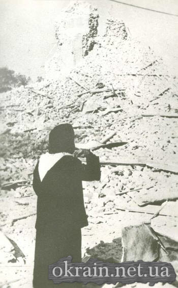 Разрушенный Успенский собор - фото 282