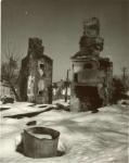 Центральная часть г.Кременчуга разрушенная немцами 1943 год - фото 467