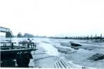 Немецкое фото моста и переправы в Кременчуге 1941 год - фото 487