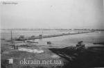 Переправа через Днепр. Вид на Кременчуг - фото 1411