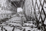 Ремонт Кременчугского моста немцами 1941 год - фото 520