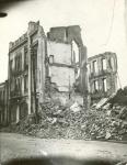 Кинотеатр «Большевик» разрушенный немцами 1943 год. - фото 289