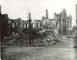 Разрушенный немцами дом Пионеров в Кременчуге. 1943 год. - фото 286