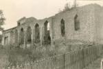 Клуб Кременчугского медицинского училища разрушенный немцами в 1943 году - фото 290