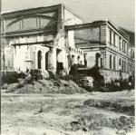 Руины здания Народной аудитории в Кременчуге. 1943 год. - фото 318