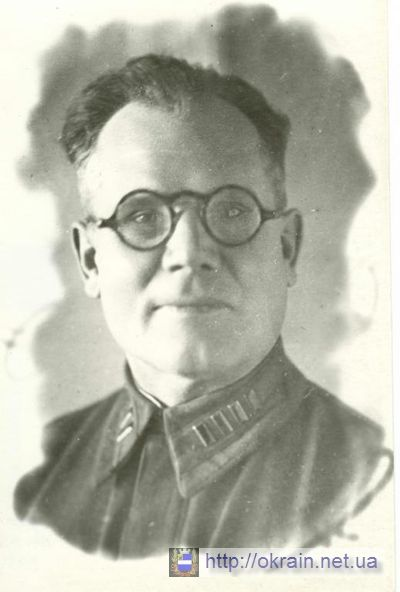 Афанасьев Георгий Афанасьевич - командир 297 Стрелковой дивизии. - фото 333