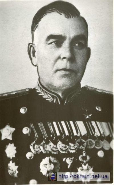 Манагаров Иван Мефодьевич - Герой Советского Союза - фото 336