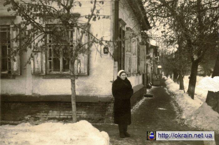 Татьяна Константинович - декабрь 1941 года в Кременчуге