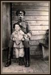 Владимир Константинович с сыном Борисом - фото 675