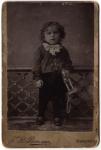 Мальчик с лошадкой - фото 676