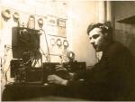 Радио кружок в Кременчуге. Конец 20-х годов. фото 455