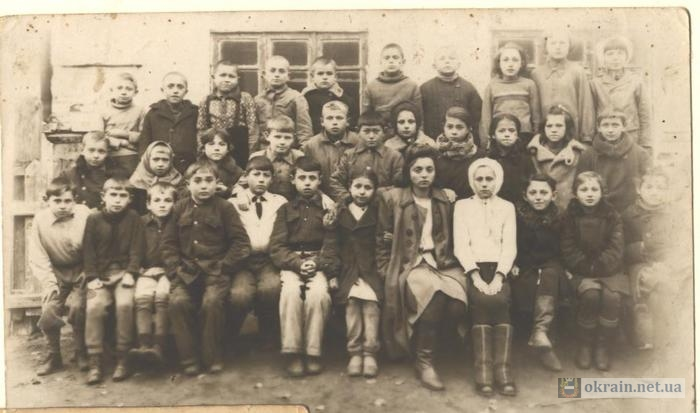 Кременчуг - 2й Б класс школы 4 - 1946 год - фото 614