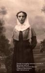 Сестра милосердия военного госпиталя. Кременчуг 1918 год - фото 904